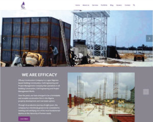 Efficacy Construction Company