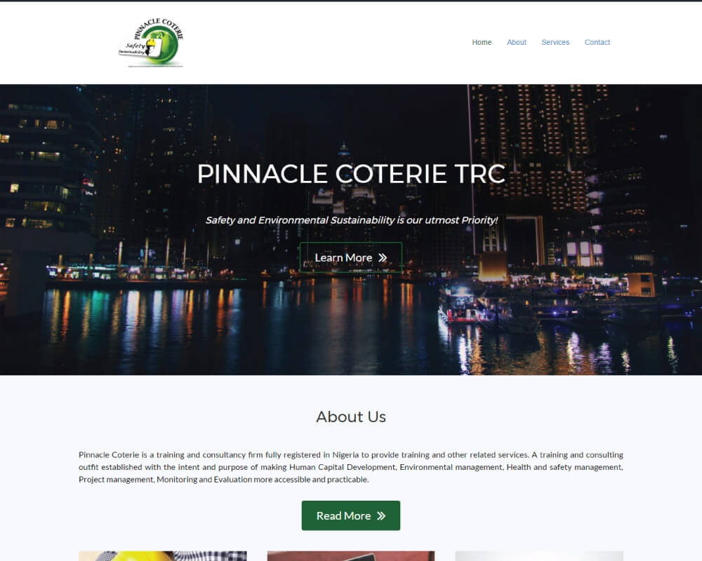 Pinnacle Coterie trc Intl