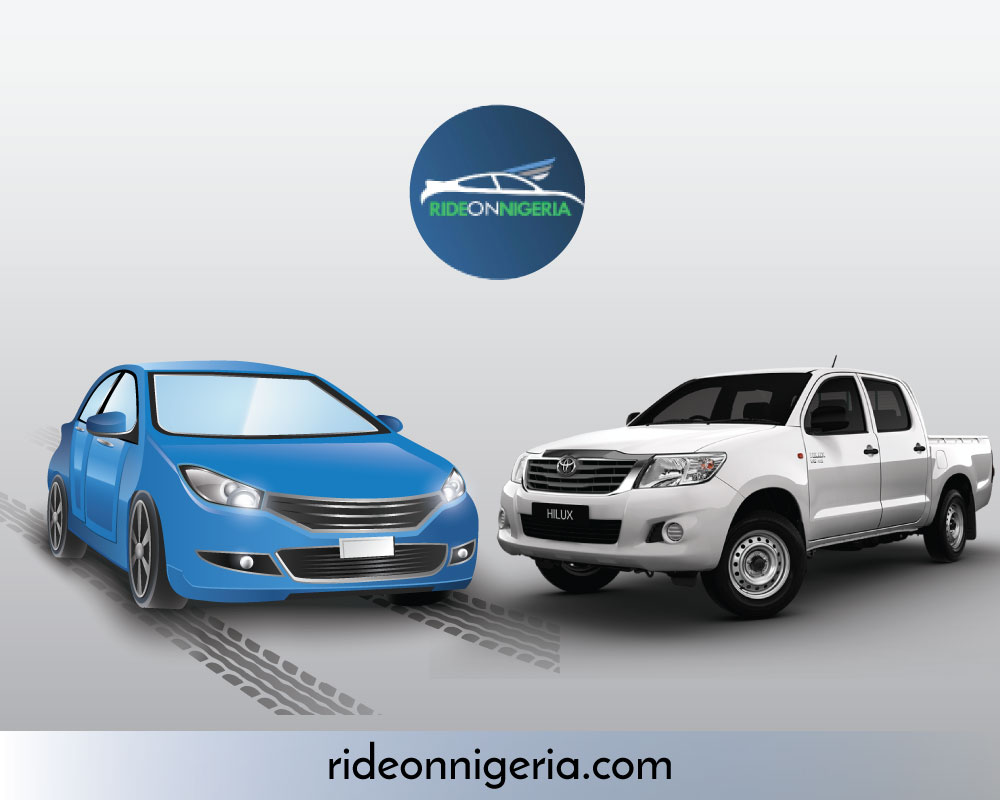 RideonNigeria - Lagos Nigeria based Leading Car Rental and Driver Outsourcing Company