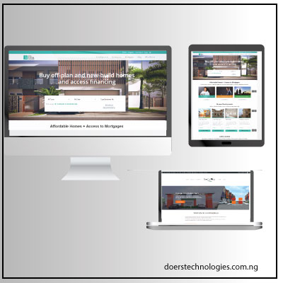 Website Design Services at Doers Technologies Lagos Nigeria based Leading Web design, Development and Digital Marketing Firm