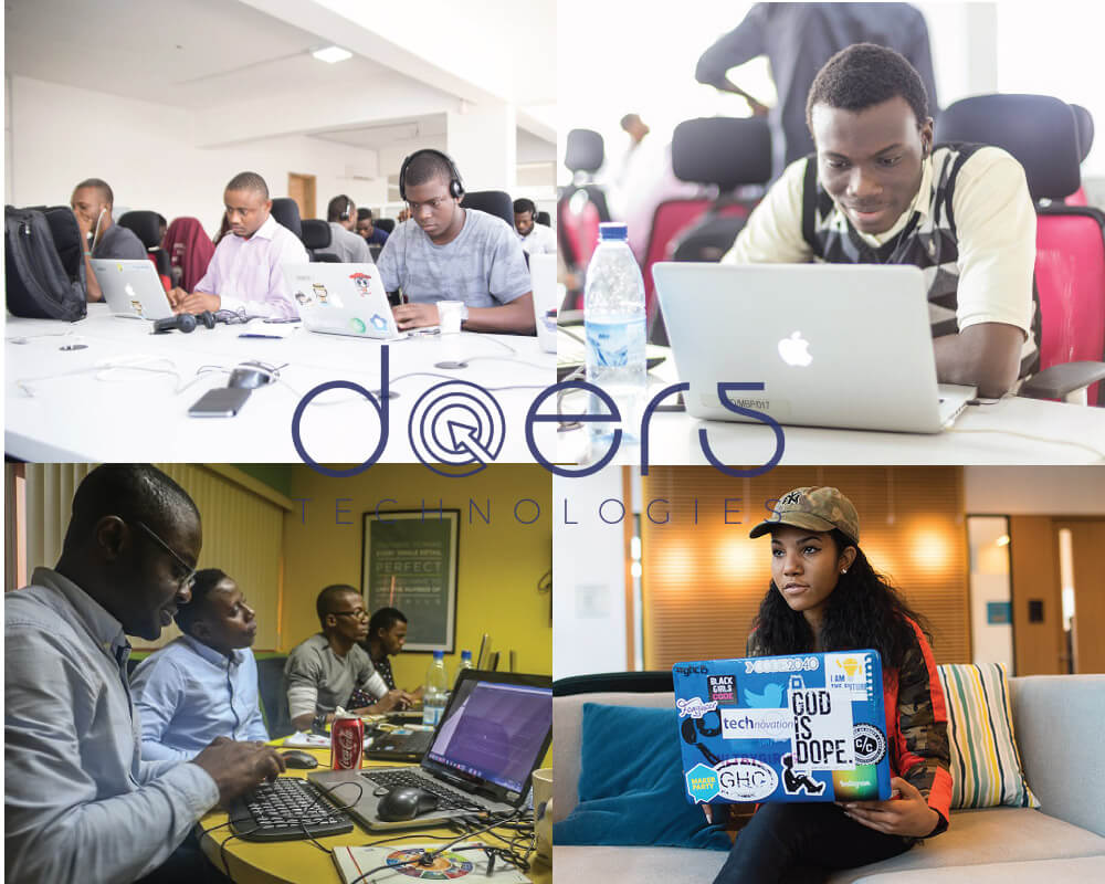 Training Services at Doers Technologies Lagos Nigeria based Leading Web design, Development and Digital Marketing Firm