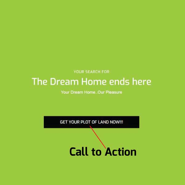 Call To Action - 7 Important Features Every Website Must Have To Be Effective