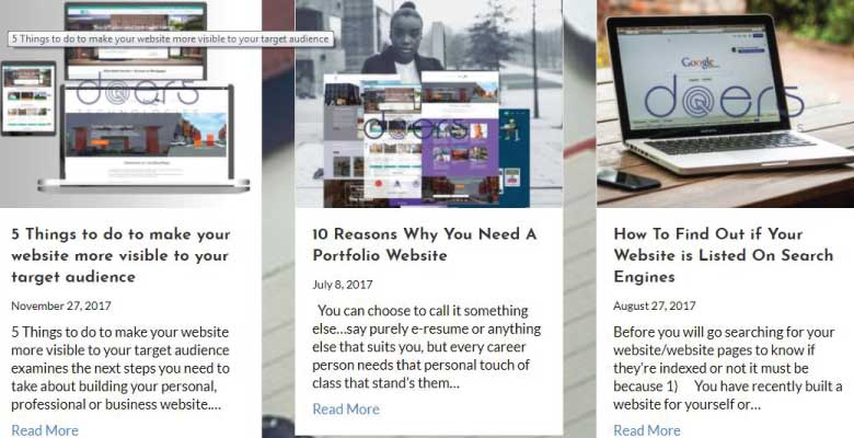 Your Website Must Have A Blog