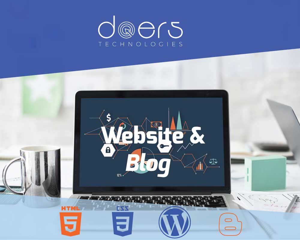 The Difference Between A Website and A Blog