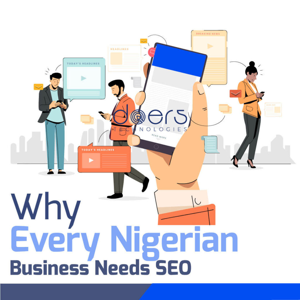 Why Every Nigerian Business Needs SEO